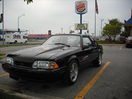 HP2g Burger King 110mpg V8 Pelmear USA
