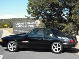 Hp2g @ Grand Canyon National Park