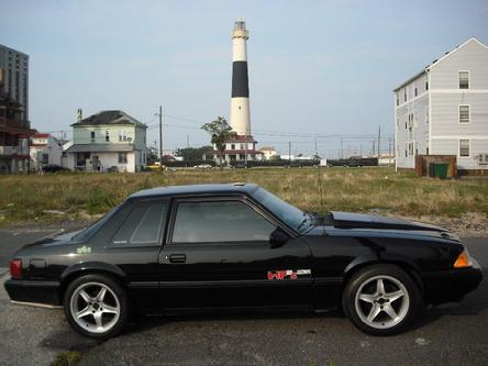 HP2g Atlantic City Ocean E85 Fuel economy 100mpg 110mpg Mustang New Jersey