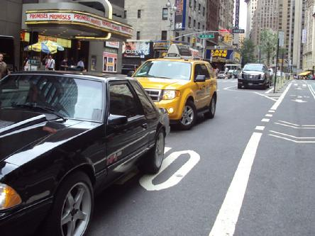 HP2g New York City NY Test Drive Late Show David Letterman 110mpg E85 Hybrid V8 fuel ecomony